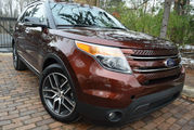 2015 Ford Explorer 4WD   XLT-EDITION