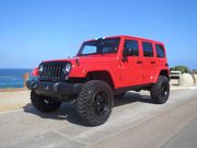 2015 Jeep WranglerUnlimited Rubicon