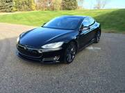 2012 Tesla Model S P85